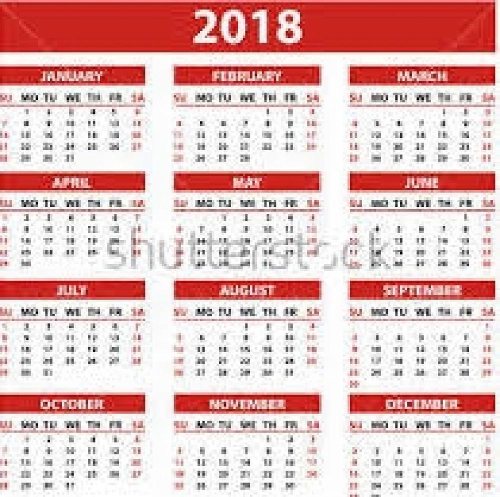 photo about School Calendar -16 Printable identified as Printable Faculty Calendar - Leamington Publication - Phrase 3
