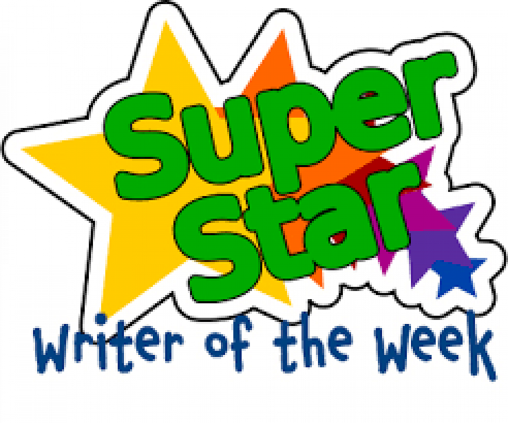 Image result for writer of the week
