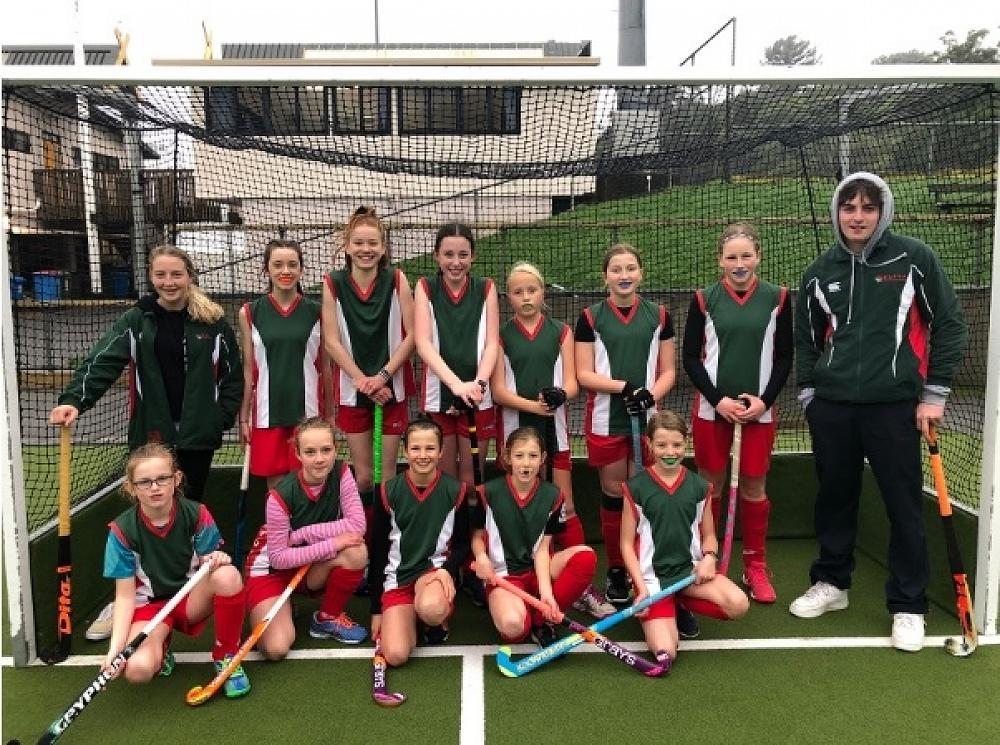 Girls Inter Intermediate Hockey Tournament The Raroan 14 June 2019