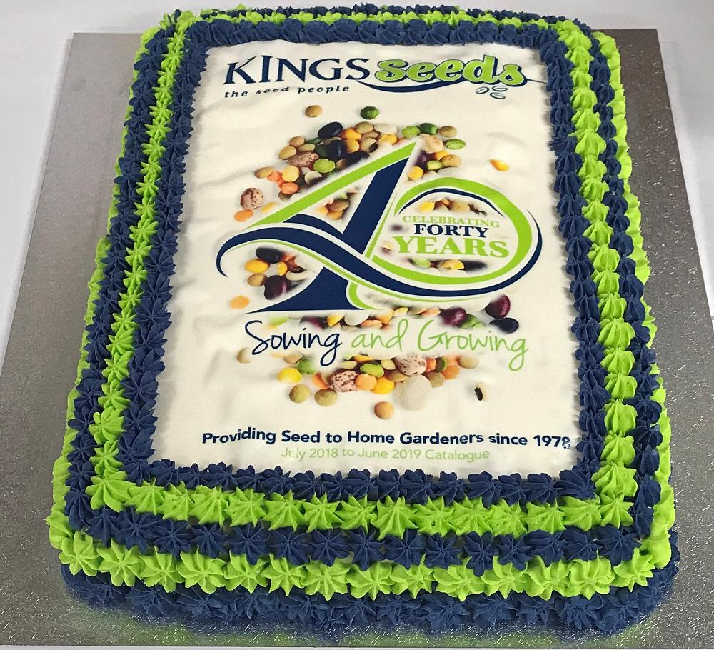 Happy Birthday And Thank You To Kings Seeds