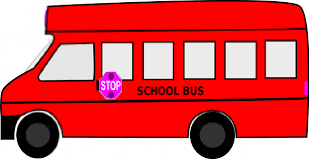 term 4 red bus information newsletter 39 rh hail to Red Rectangle Clip Art Cartoon School Bus Clip Art