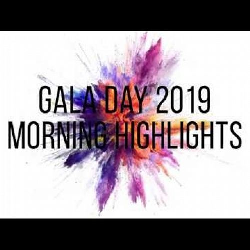 Video: Gala Day Morning Highlights
