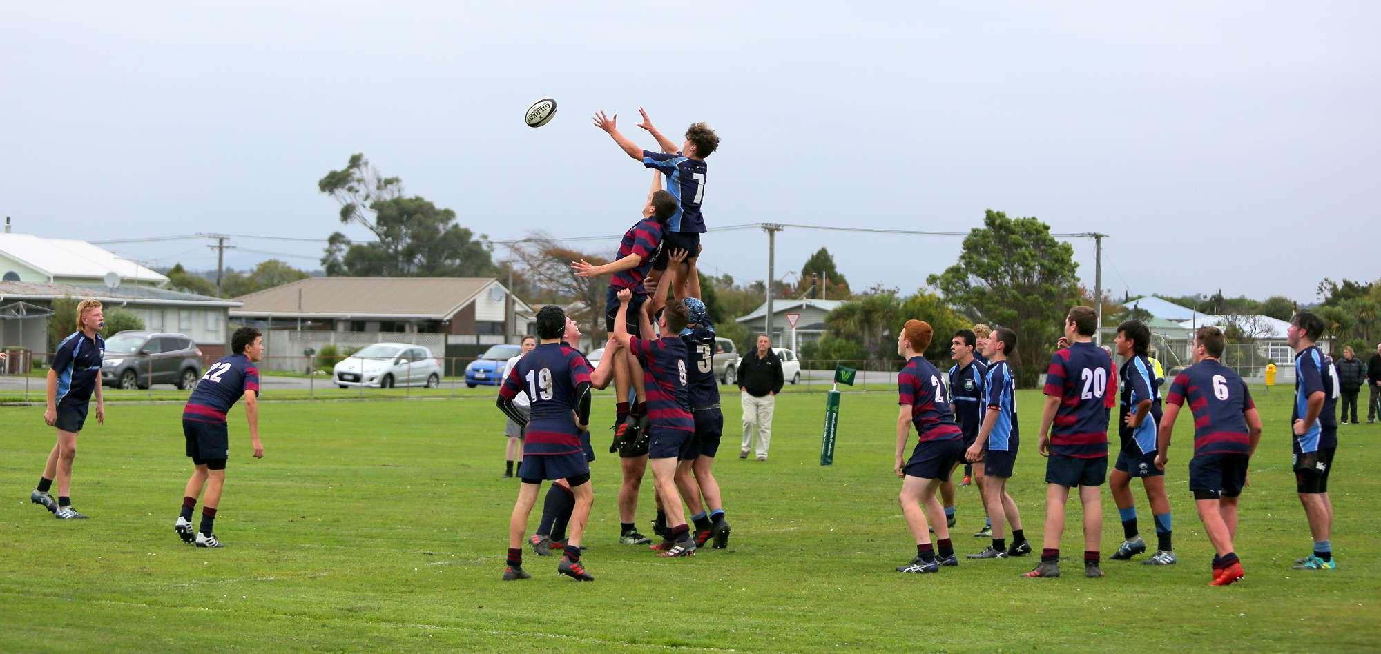 Rugby vs Ellesmere