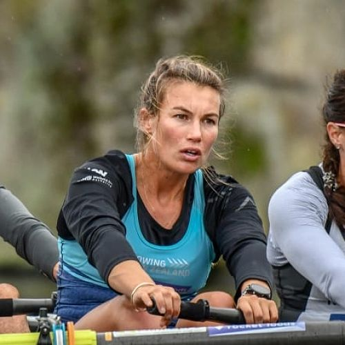 Newsroom: 'Sisterhood spurs on the rowing Spoors'