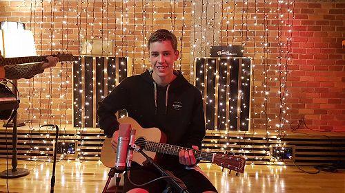 Cameron Halberg - Guitar