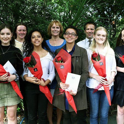 Bickerton-Widdowson Scholarships