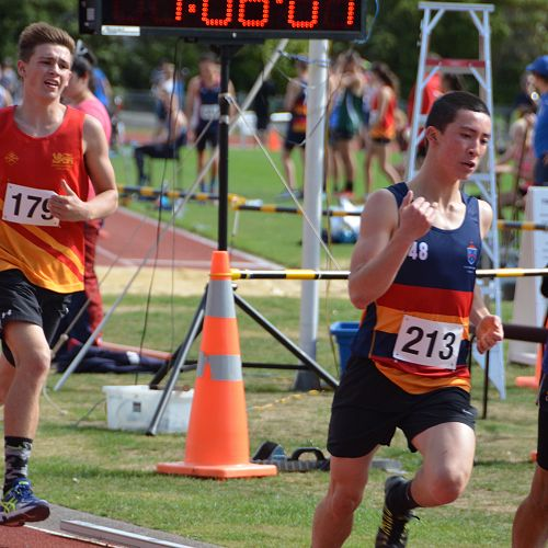 Otago/Southland Secondary School Athletics