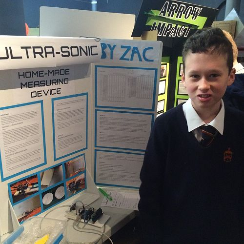 Sciene Fair - Zac Bowmar