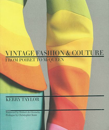 Vintage Fashion & Couture book cover
