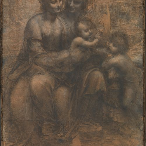Virgin and Child with St Anne and St John the Baptist