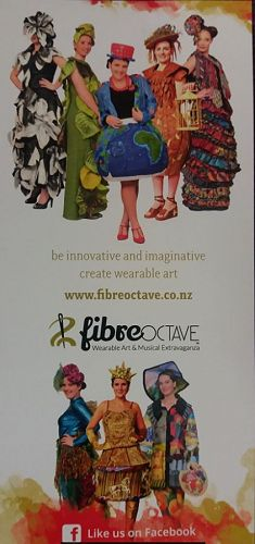 Wearable Arts & Music Extravaganza info