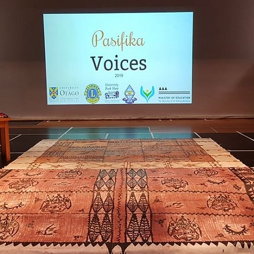 2019 Pacific Voices Speech Competition