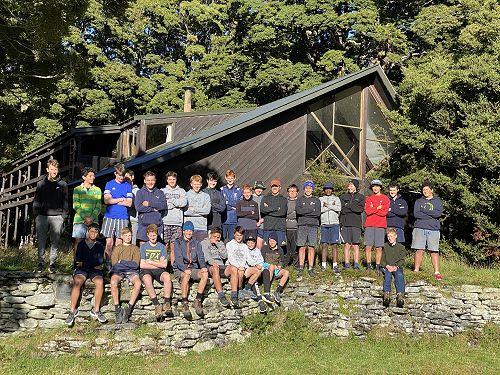 10B Camp - Mt Aspiring March 2020