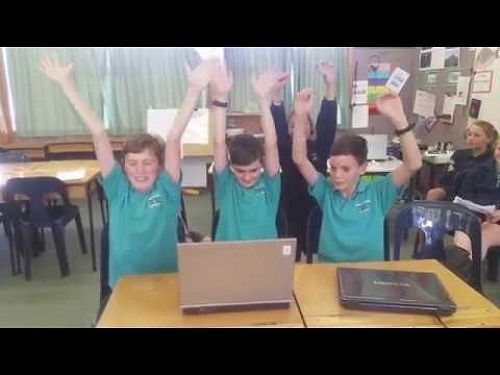 Video: VLN Primary Chinese Class