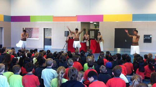 Kahurangi Dance Company Performance