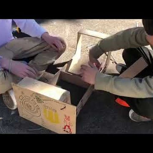 Video: Skate Ramp