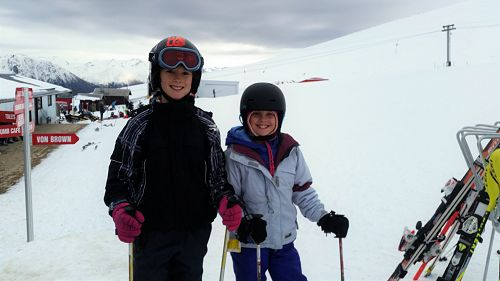 Year 7 Ski Trip