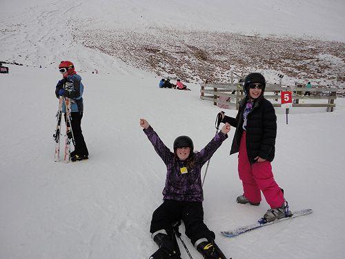 Year 7 & 8 Ski Trip