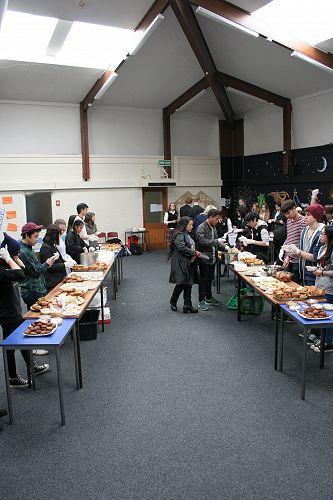 The International Food Festival