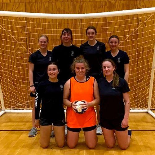 1st Place Senior A team