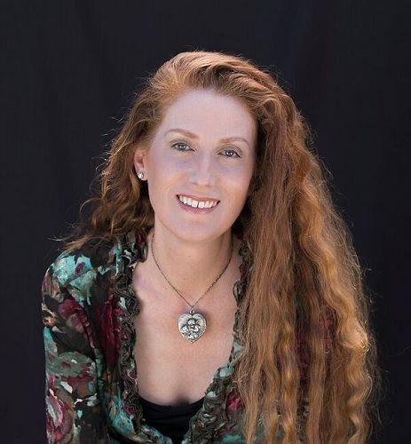Portrait of Catherine Chidgey