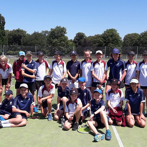 Interschool Tennis v STAC