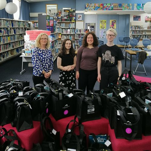2020 Summer Reading Bags