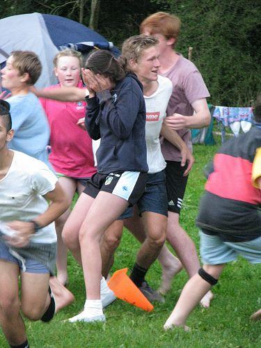 9R students have fun at Camp