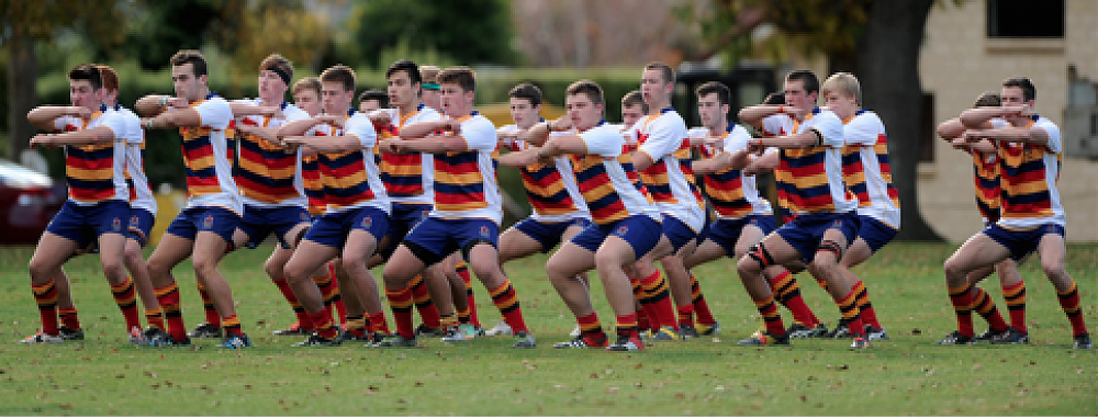 1st XV Rugby Team