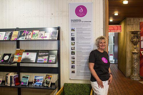 Beverly Martens, Dunedin Literary Walking Tours