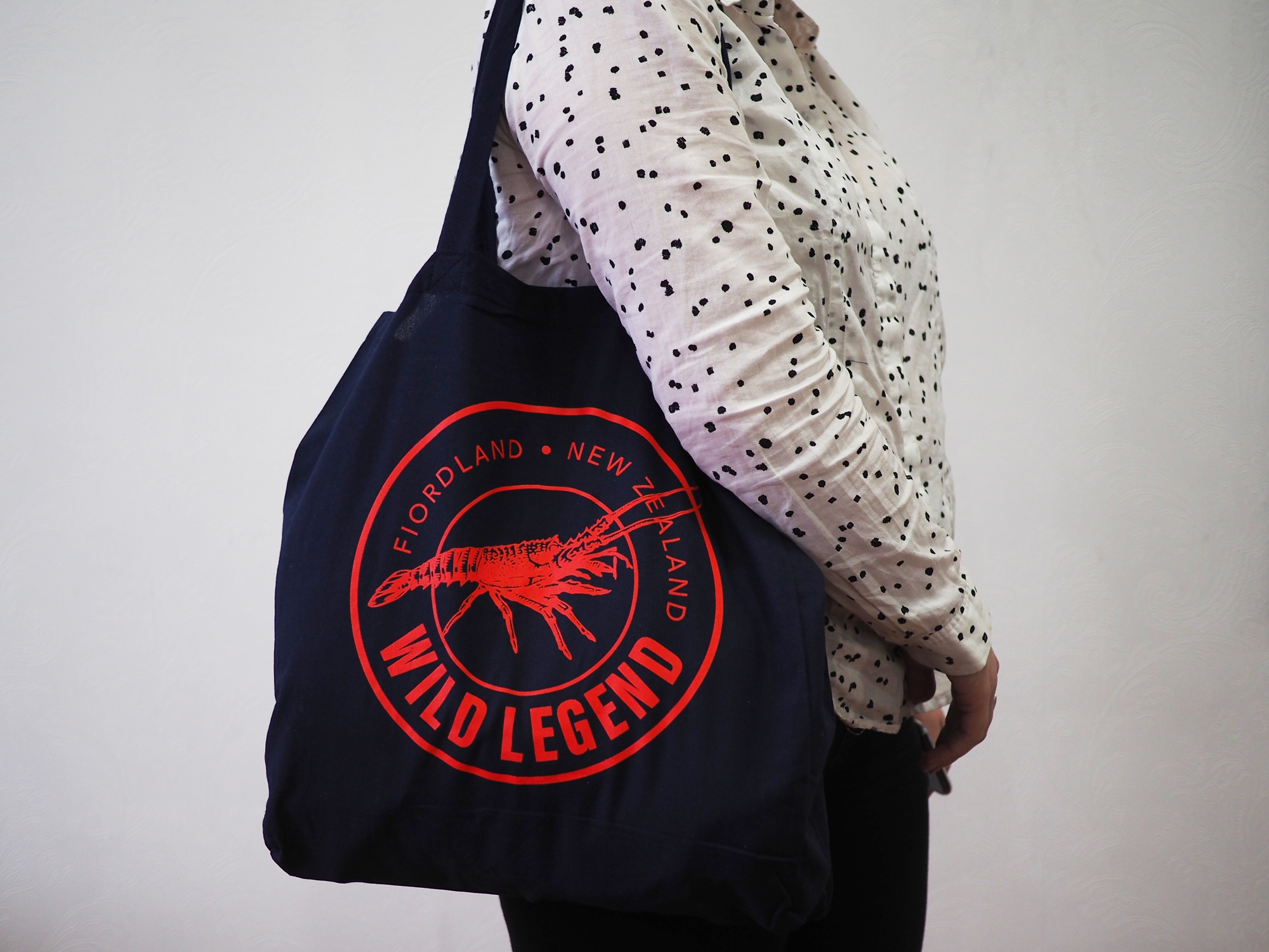 Wild Legend Tote Bag