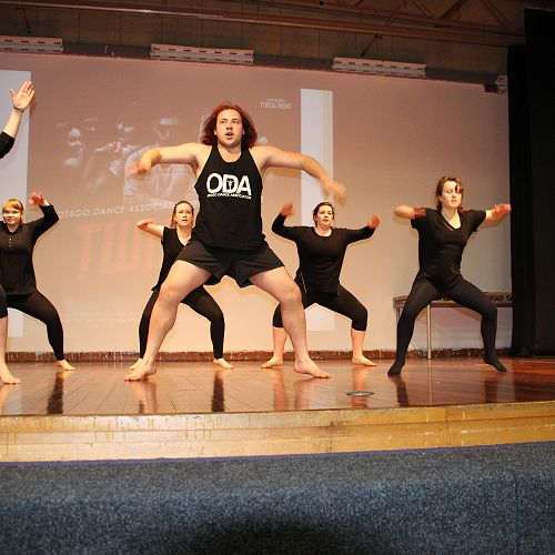 Otago Dance Association Performance