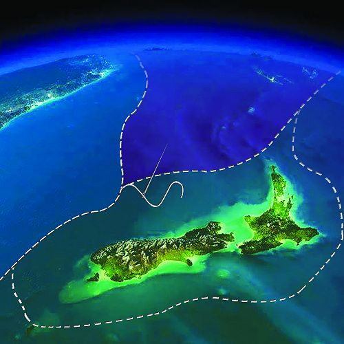 Stitching the islands and peoples together