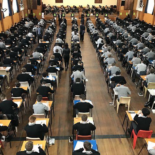 Hall - Examinations