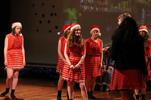 Junior Christmas Show