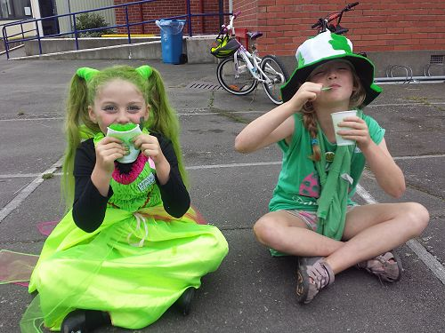 St Patrick's Day at St Patrick's