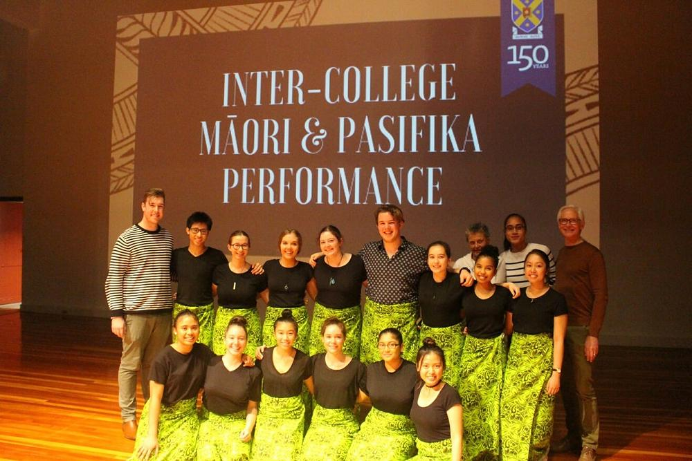 St Margaret's College Maori and Pasifika Group and