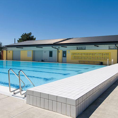 Rangi Ruru Swimming Pool