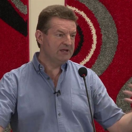 Video: Public Lecture with Dr Ian Paul