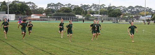 Yr8 Boys 100m Final