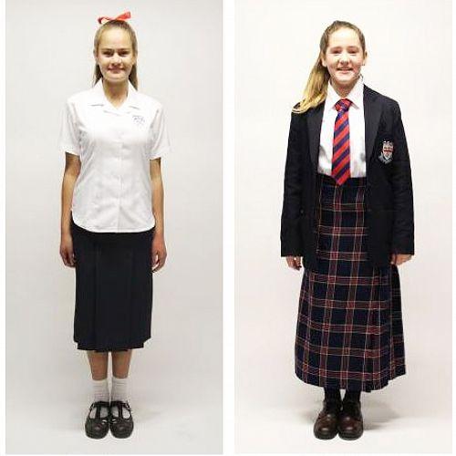 CGHS Junior Uniform