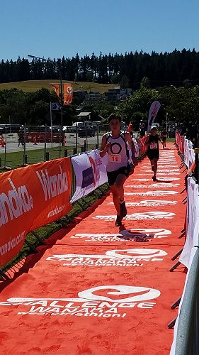 Challenge Wanaka Secondary Schools Triathlon
