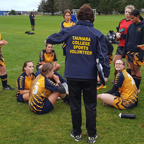 Tauhara College Sports Volunteers