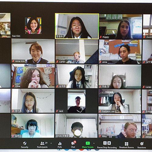 Connecting Schools in South Korea