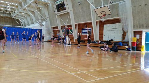 Aoraki Volleyball Tournament