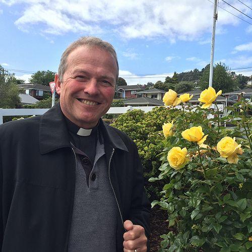 Bishop Steven Benford