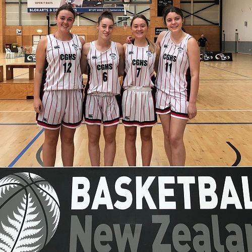 New Zealand Secondary School 3x3 Nationals