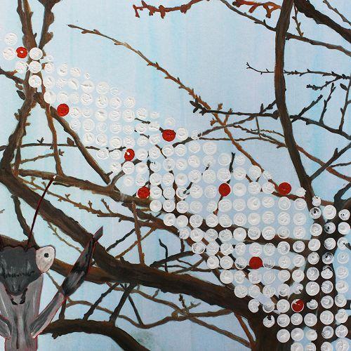 Rachael Pitts, Year 13 Painting