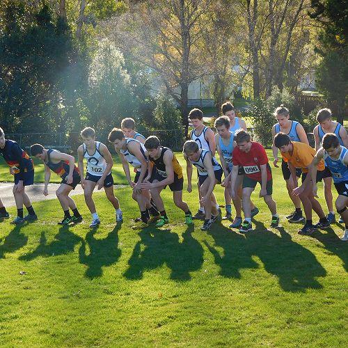 Otago Secondary Schools Cross Country