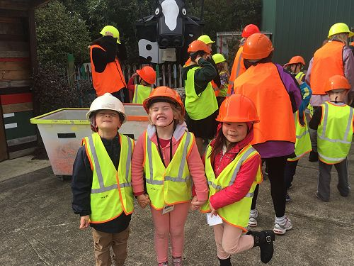 Year 1 trip Refuse Centre